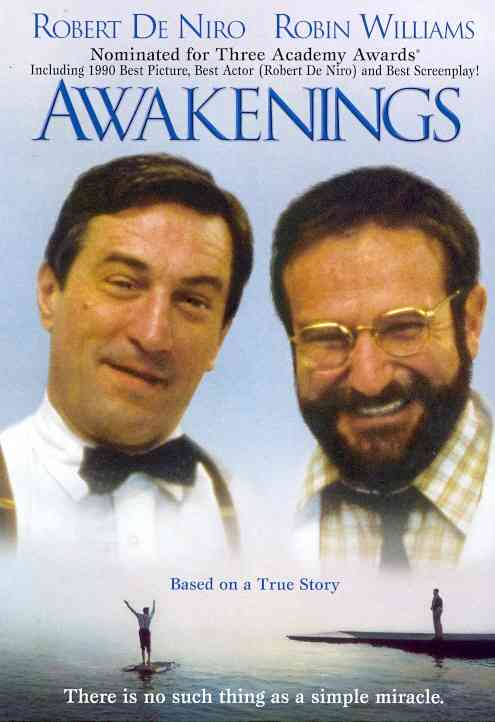 AWAKENINGS BY DENIRO,ROBERT (DVD)